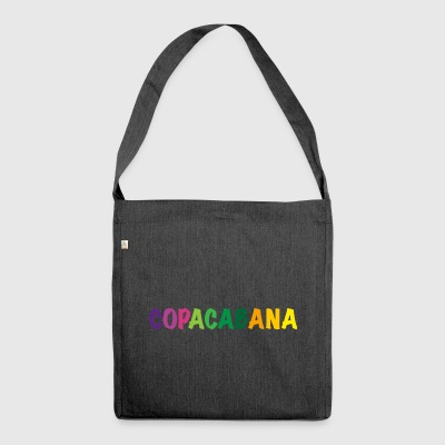 COPACABANA - Shoulder Bag made from recycled material