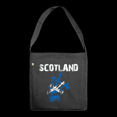 Nation-Design Scotland Cornemuse ZPfdXt - Sac bandoulière 100 % recyclé