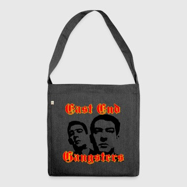 East End Gangster - Shoulder Bag made from recycled material