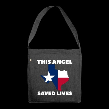 Texas Angel | W xXzAD - Shoulder Bag made from recycled material