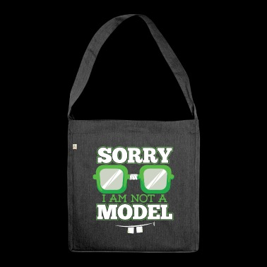 No model - Shoulder Bag made from recycled material