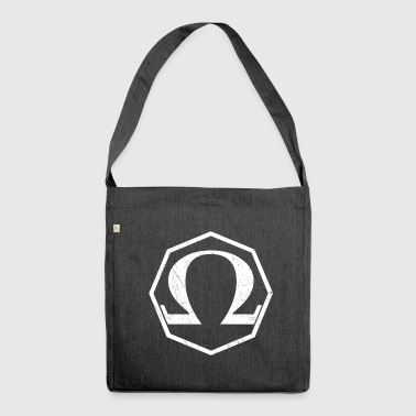 Vape Hero - Steamship Subohm Vaping Steam Ohm - Shoulder Bag made from recycled material