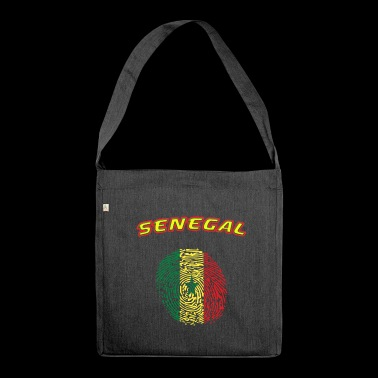 Senegal - Borsa in materiale riciclato