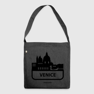 Venezia - Borsa in materiale riciclato