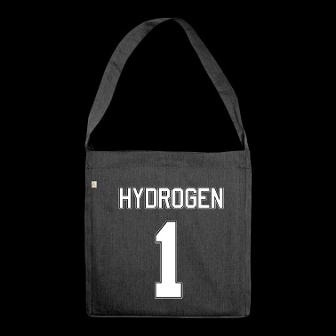 Element hydrogen - Shoulder Bag made from recycled material