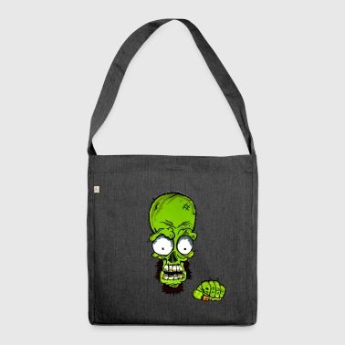 poing Ghetto Monstre II - Sac bandoulière 100 % recyclé