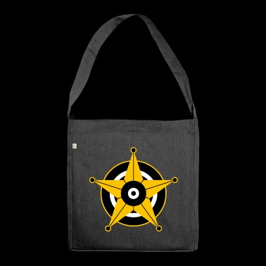 Star Sheriff - Shoulder Bag made from recycled material