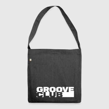 Groove Club - Shoulder Bag made from recycled material