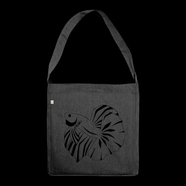 fighter - Shoulder Bag made from recycled material