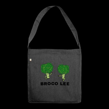 BROCO LEE - Shoulder Bag made from recycled material