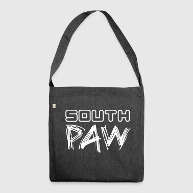 South Paw - Shoulder Bag made from recycled material