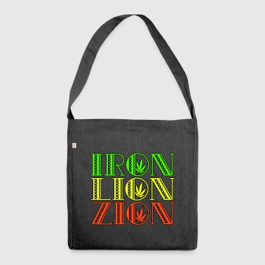 Iron Lion Zion - Borsa in materiale riciclato