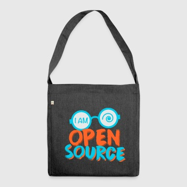 Io sono open source - Borsa in materiale riciclato