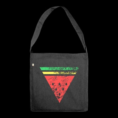 watermelon - Shoulder Bag made from recycled material