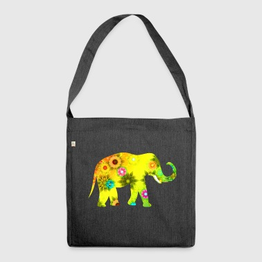 POSITIVE LIFE COLLECTION - Schultertasche aus Recycling-Material