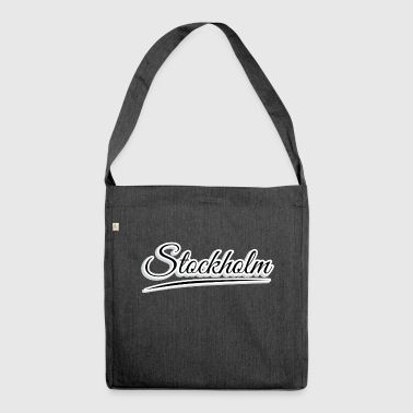 stockholm - Schultertasche aus Recycling-Material