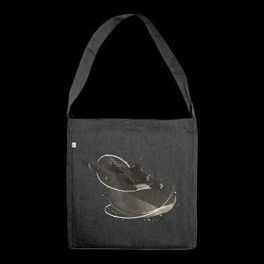 Guitar - Guitar - Shoulder Bag made from recycled material