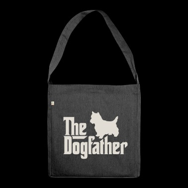 Dogfather - West Highland White Terrier - Schoudertas van gerecycled materiaal