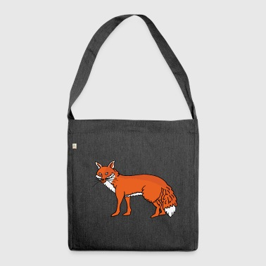 Roxo the fox - Shoulder Bag made from recycled material