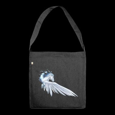 Pegasus 13 - Shoulder Bag made from recycled material