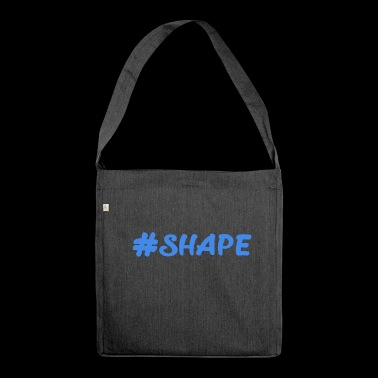#shape - Shoulder Bag made from recycled material