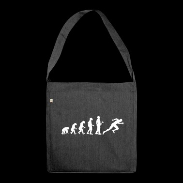 Evolution theory Athletics Sprint - Shoulder Bag made from recycled material