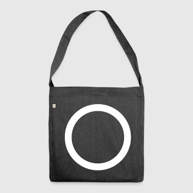 The Circle - Shoulder Bag made from recycled material