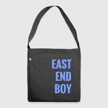 east end boy - Shoulder Bag made from recycled material