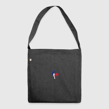 cock-France - Shoulder Bag made from recycled material