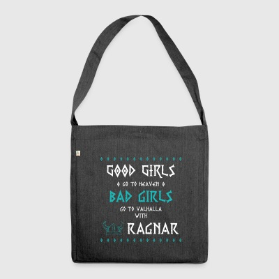 Bad Girls - Shoulder Bag made from recycled material