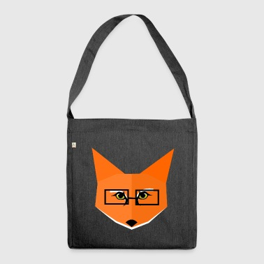 sly fox - Shoulder Bag made from recycled material