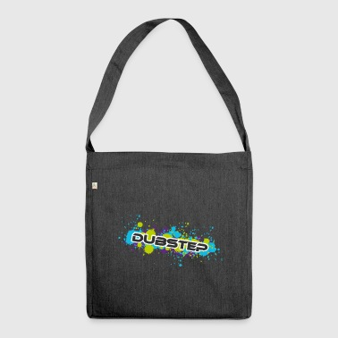 Dubstep - Shoulder Bag made from recycled material