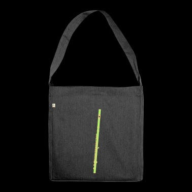 flute - Shoulder Bag made from recycled material