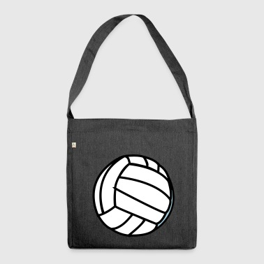 volleyball - Shoulder Bag made from recycled material