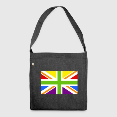 Pride UK No 1 - Shoulder Bag made from recycled material