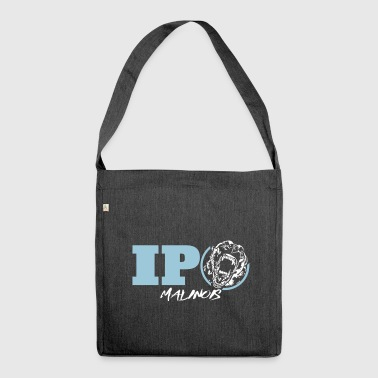 IPO MALINOIS - Belgian Malinois - Shoulder Bag made from recycled material