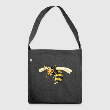 wasp - Shoulder Bag made from recycled material
