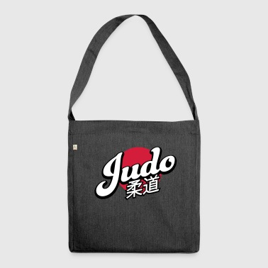 judo - Shoulder Bag made from recycled material
