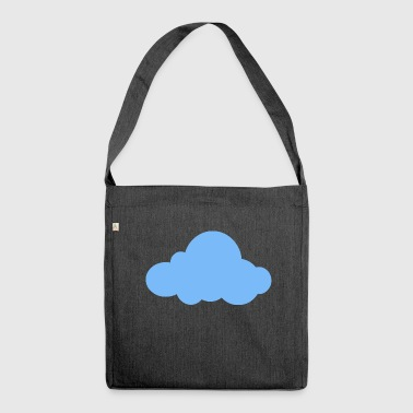 Wolke - Schultertasche aus Recycling-Material