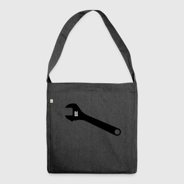 wrench - Shoulder Bag made from recycled material