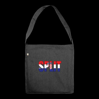 CROATIA SPLIT - Shoulder Bag made from recycled material