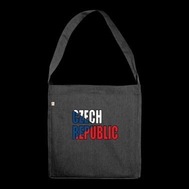 Czech Republic - Shoulder Bag made from recycled material