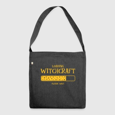 Loading Witchcraft - Shoulder Bag made from recycled material