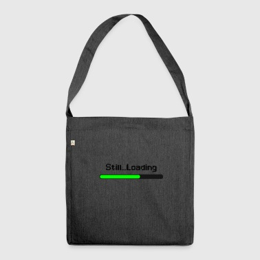 at the shop - Shoulder Bag made from recycled material
