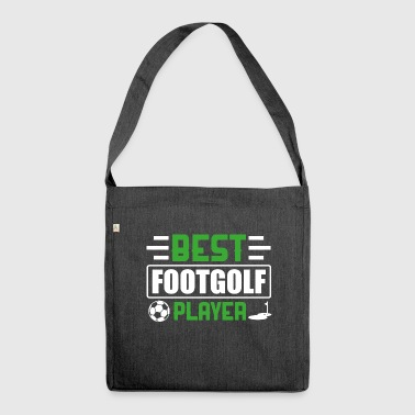 Best Football Golf / Football Golf Player - Shoulder Bag made from recycled material