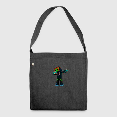 Improbable Trexx MC Character - Shoulder Bag made from recycled material