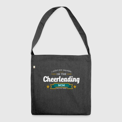 Cheerleading mamma mamma idea regalo camicia - Borsa in materiale riciclato