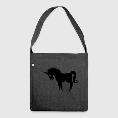 Unicorns sono belli - Borsa in materiale riciclato