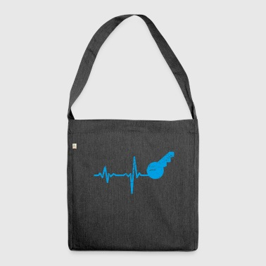 Regalo Heartbeat Fabbri - Borsa in materiale riciclato
