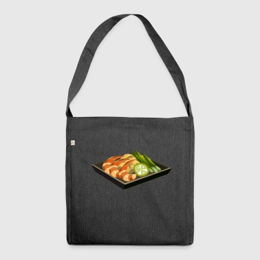 shrimp - Shoulder Bag made from recycled material